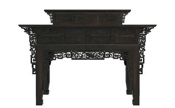 kích thước bàn thờ 3 tầng hợp phong thủy