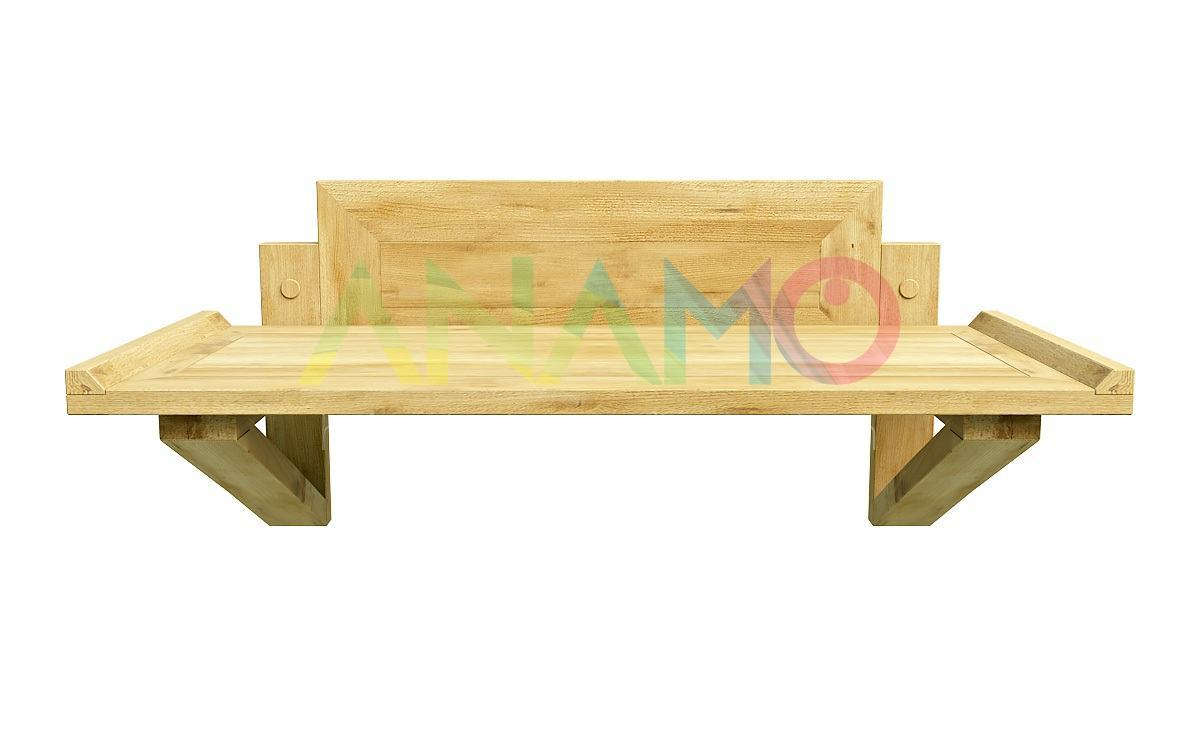 Mẫu bàn thờ treo chung cư hiện đại cao cấp
