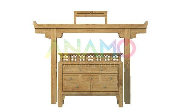 Mua bàn thờ cho nhà chung cư cao cấp tại ANAMO