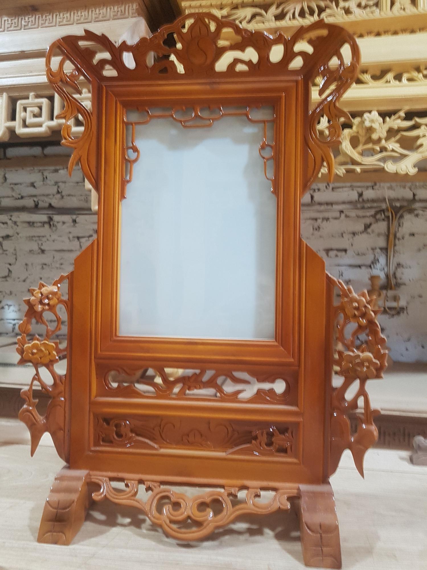 khung ảnh bàn thờ đẹp